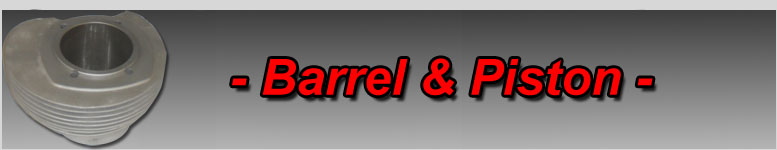 barrel & piston